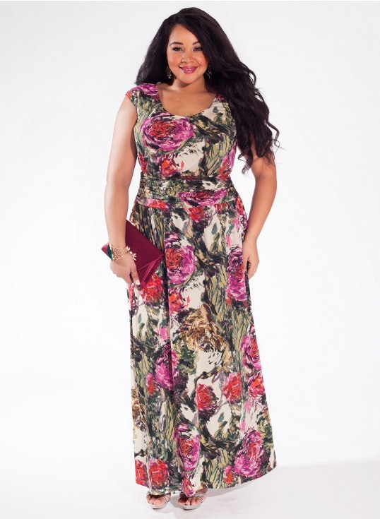 17 Plus Size Rose Ceremony Gowns Because \'The Bachelor ...