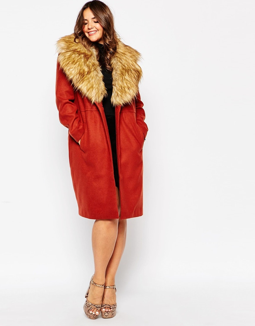 4e801ddb704 27 Plus Size Winter Coats   Parkas To Make You Look Babely All Winter Long  — PHOTOS
