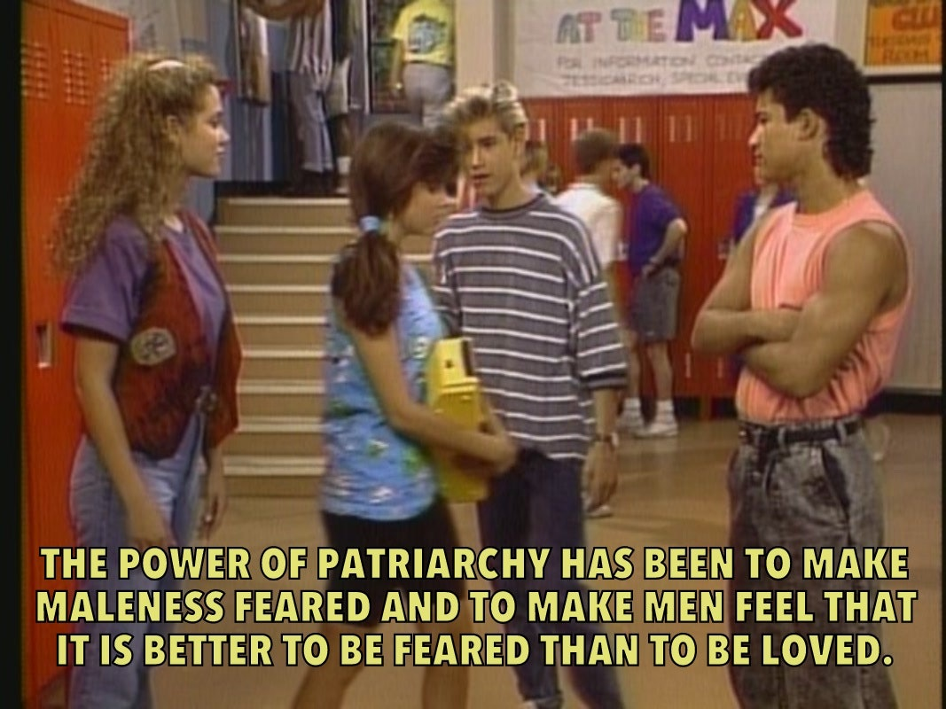 Saved By The Bell Hooks Tumblr Exists Because Who Says Kelly