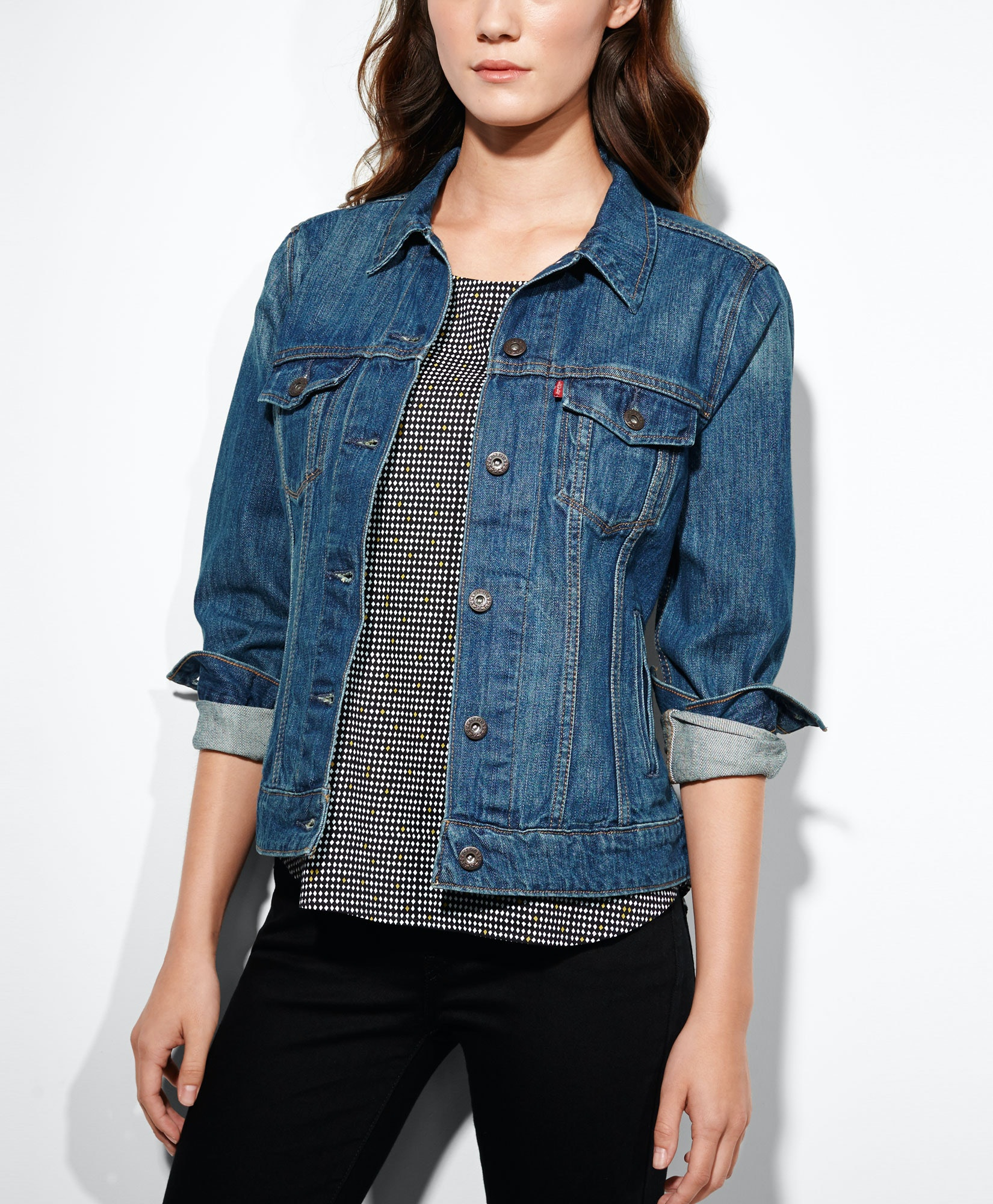Whatever Happened to the Denim Jacket? The Brief History of The ...