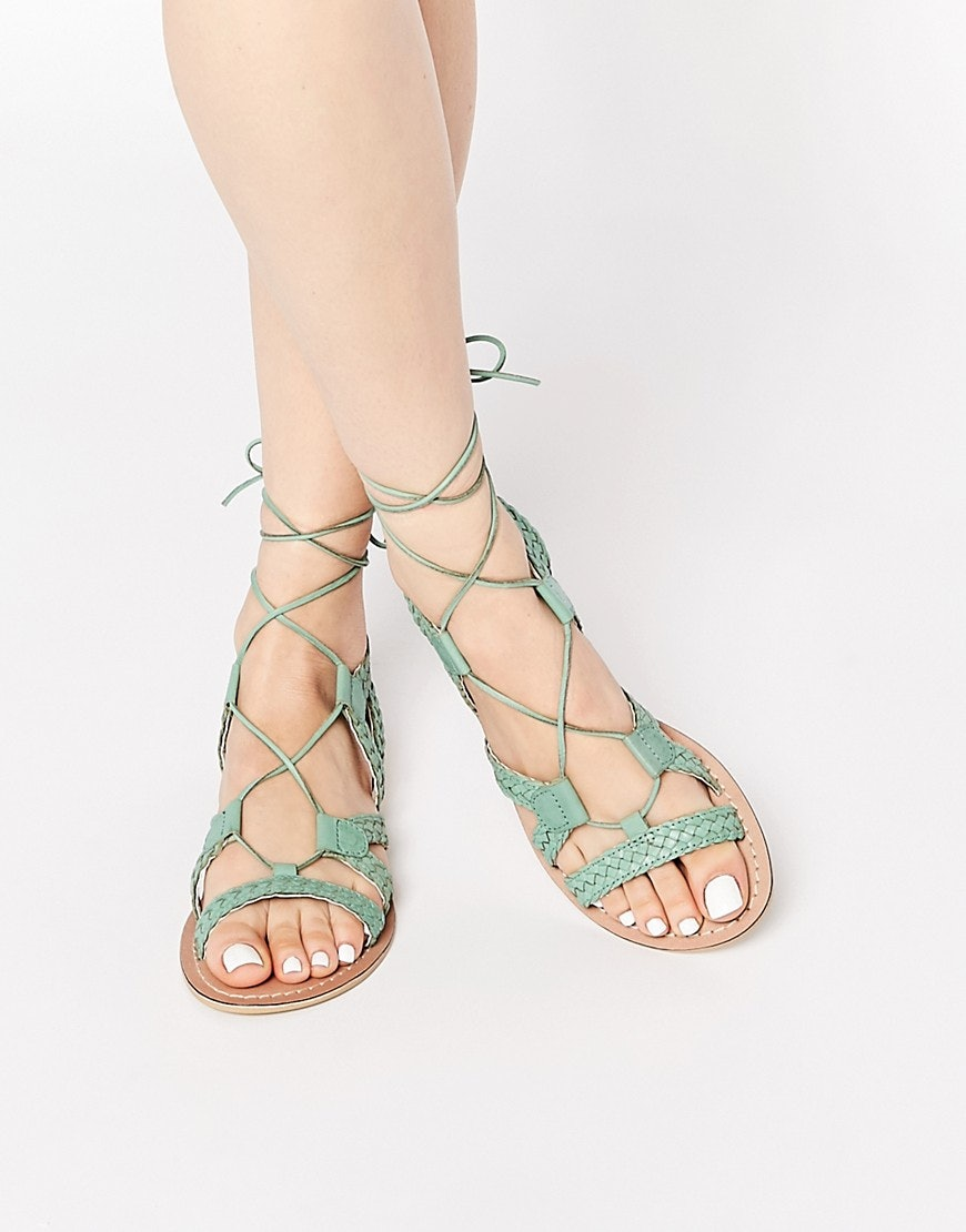 95dc712dafed 21 Cheap Summer Sandals Under  100 That ll Go With All Your Cut-Offs    Dresses — PHOTOS