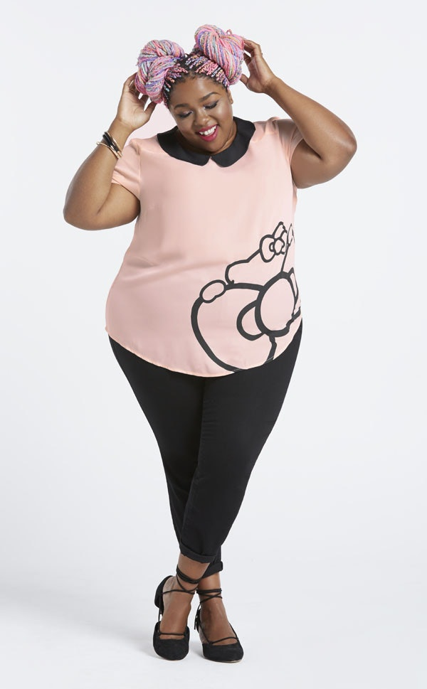 0aaa346dd How Much Is The Plus Size Sanrio Hello Kitty Collection For Torrid? Cheaper  Online, Actually