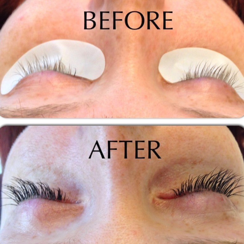 322250a1ab0 Do Eyelash Extensions Hurt? Two Experts Weigh In On What To Watch Out For
