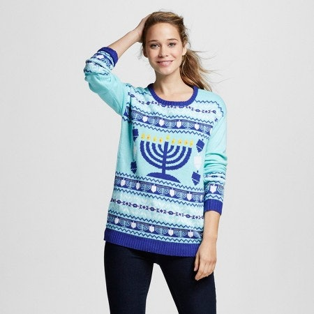 11 Hanukkah Sweaters To Wear During The Jewish Festival Of Lights