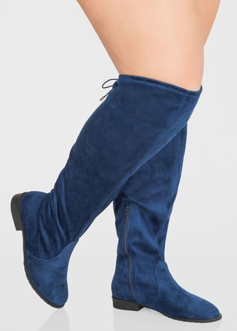 15 Plus Size Over The Knee Boots For Glorious Thighs That Need A Bit Of  Extra Room 564730d5dcf2