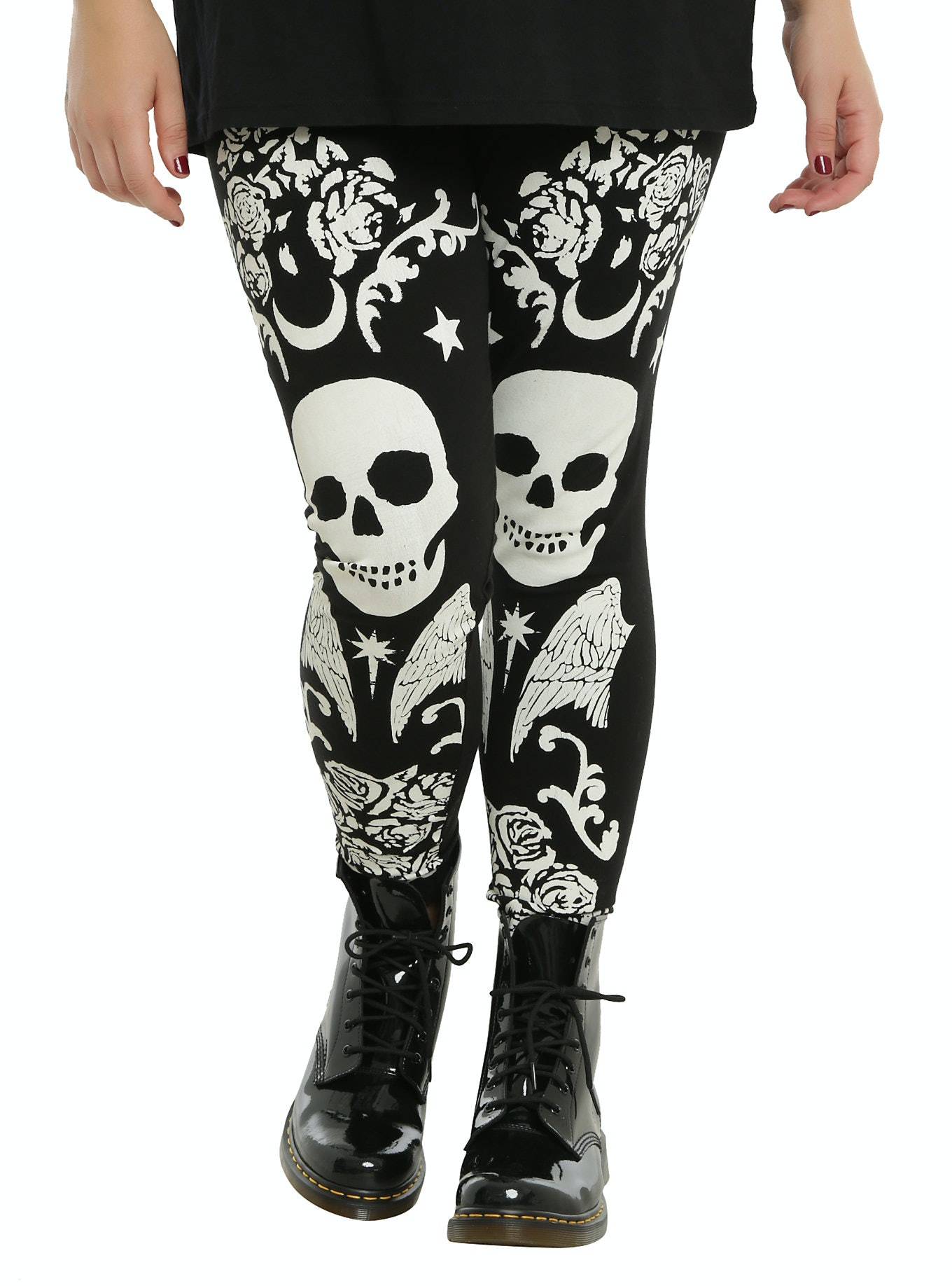 cb4183ade6a 15 Plus Size Halloween Leggings To Get You In The Big