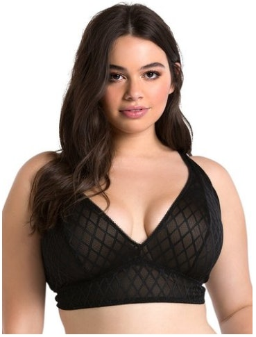 e8c6433550 14 Pretty Plus Size Bralettes With More Structured Fits To Keep Your Bust  Cute   Secure