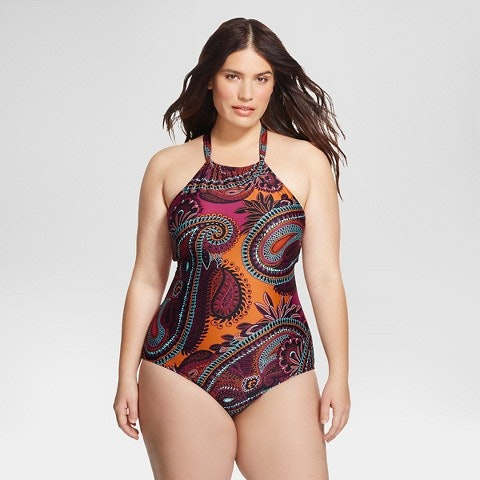 42 Plus Size Swimsuits That Arent Designed To Make You Hide Your