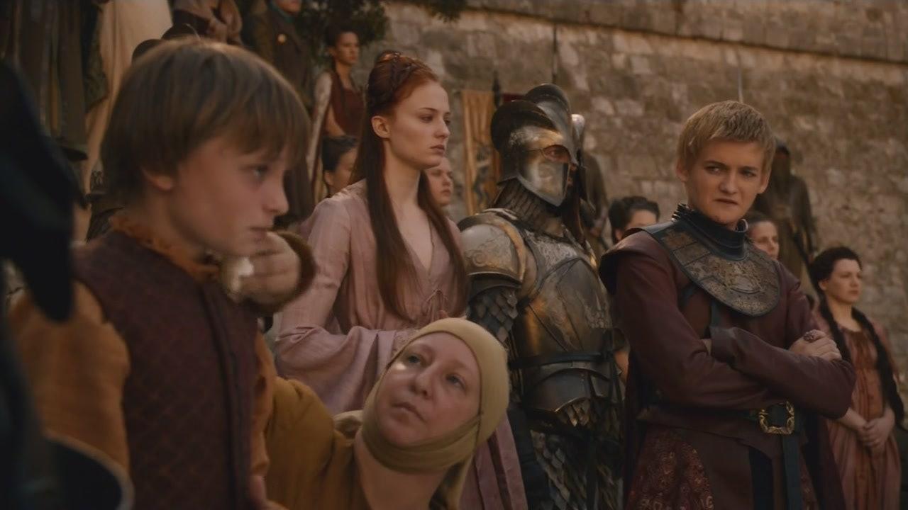 Sansa Starks Fashion Evolution Through Game Of Thrones
