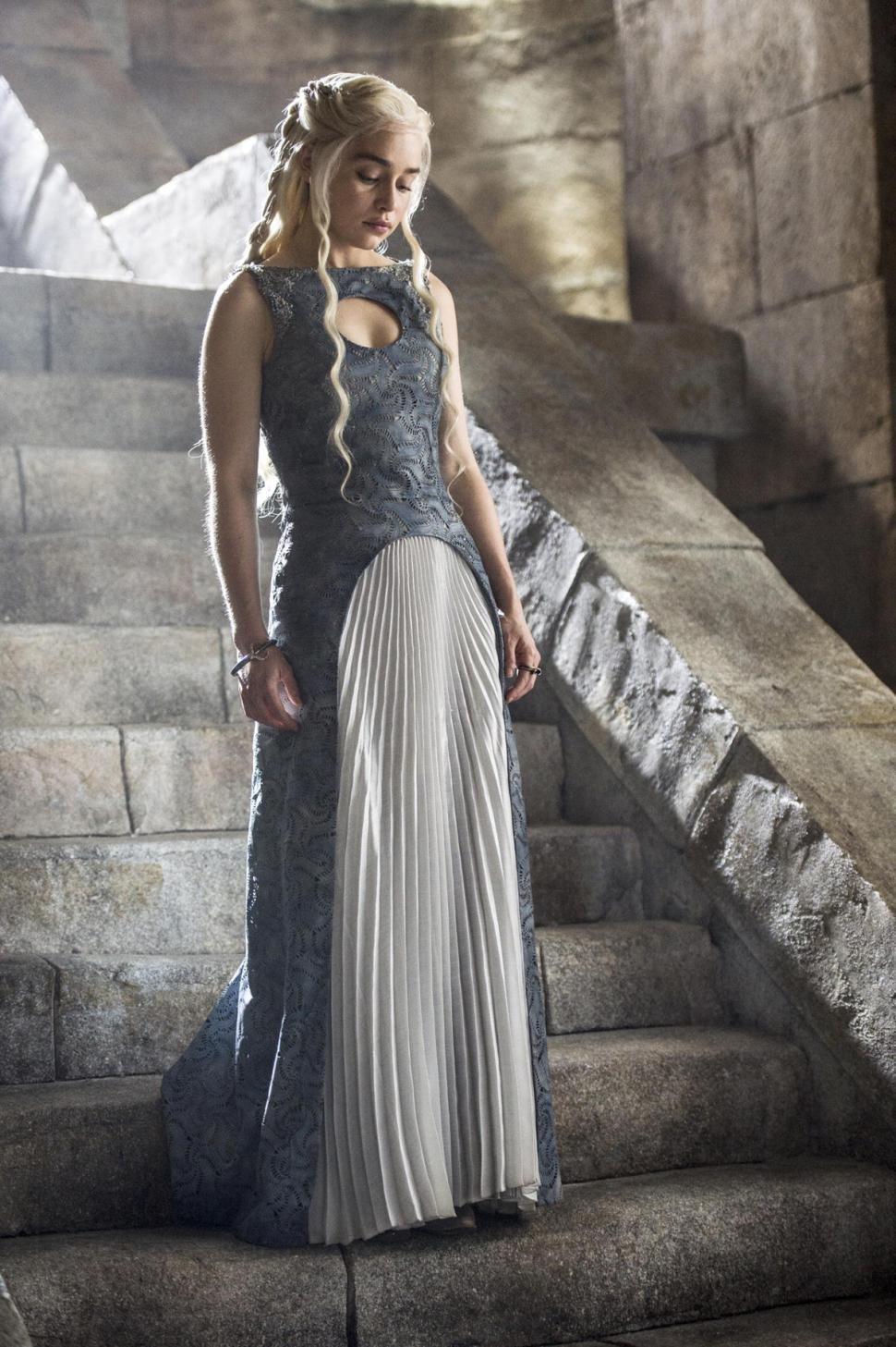 Daenerys Targaryen Costume Season 5