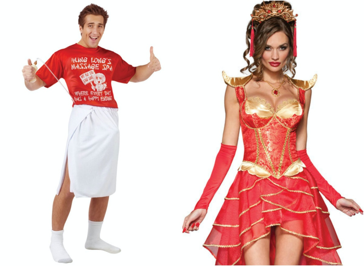 23 sexist & racist halloween costumes to never, ever use. ever