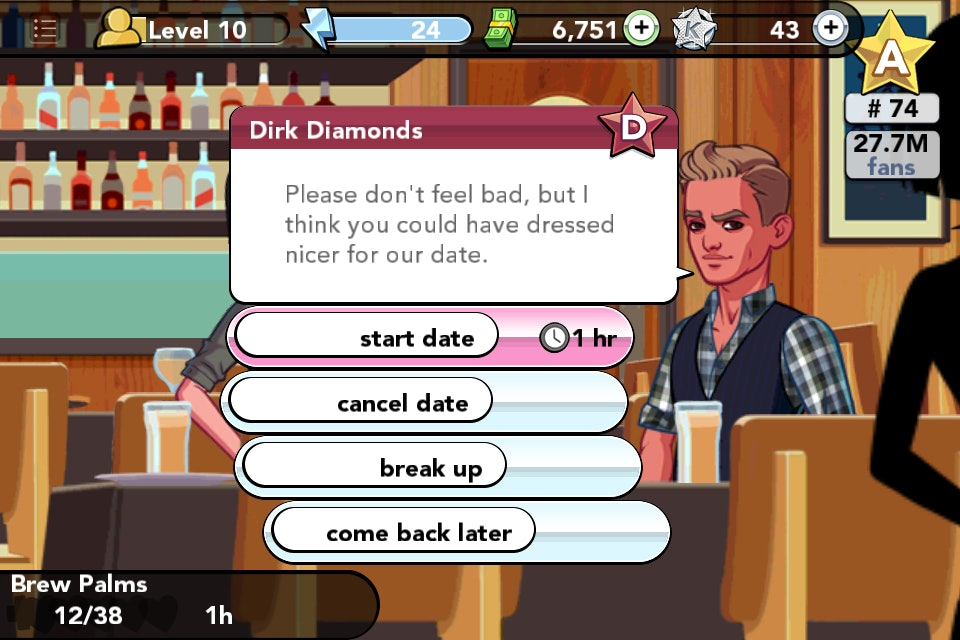 kkh dating tips