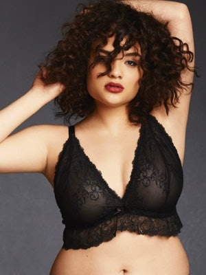 6acd7e04ae8 Where To Buy Kylie Jenner s Black Lace Bra For All The Sexy Summertime Feels  — PHOTOS