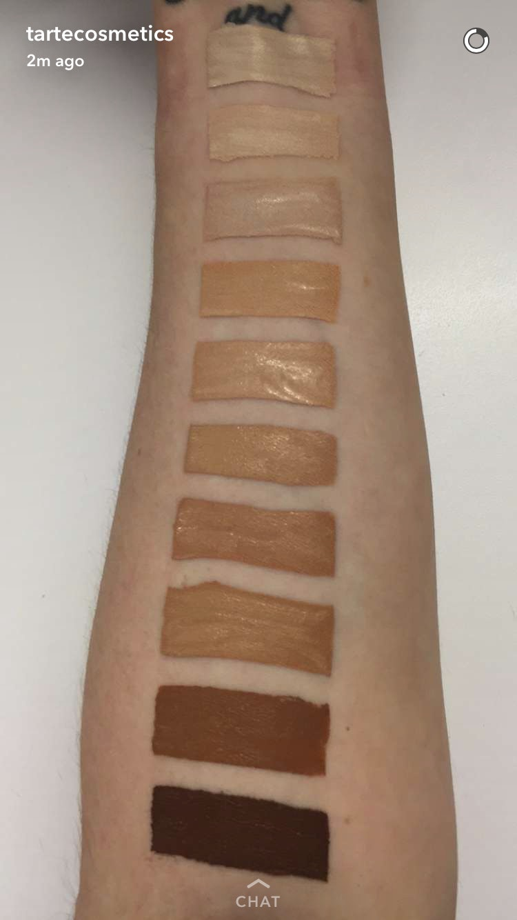 What Shades Do The Tarte Cosmetics Shape Tape Concealers Come In ...