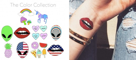 14 Temporary Tattoos That Look Real & Will Be Your Best Accessory