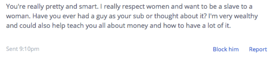 The 23 Types Of OkCupid Messages Every Woman Gets From Men