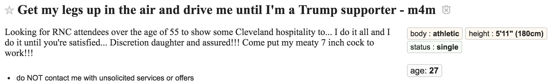 Casual encounters cleveland