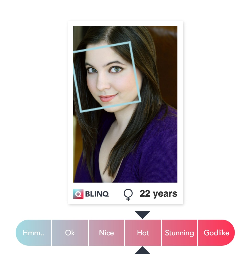 App that rates attractiveness