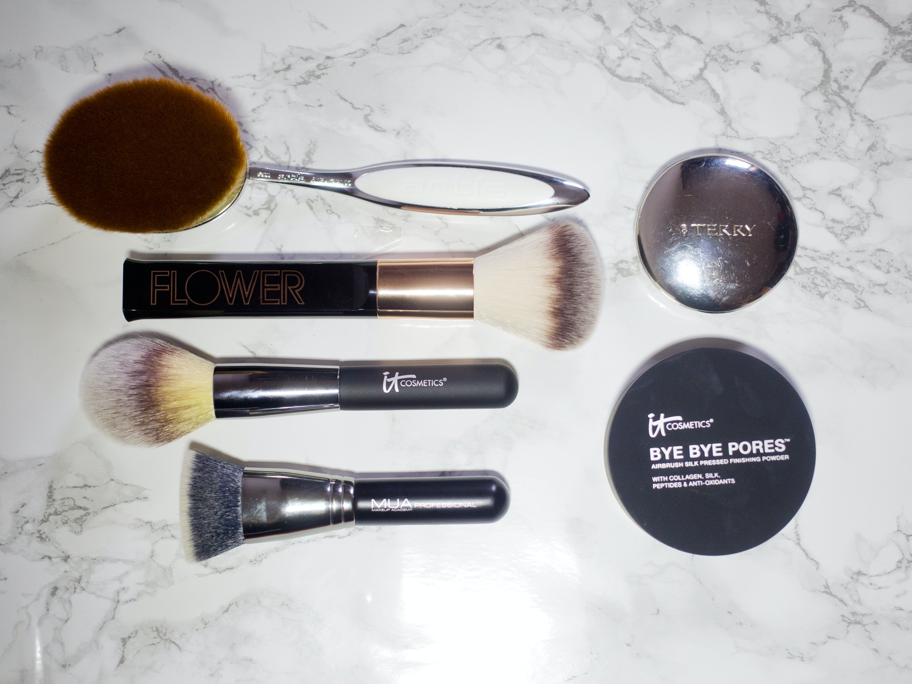 e17105827c17 How To Choose Your Foundation Brush Based On The Finish You're ...