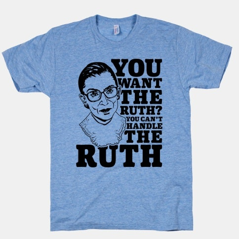 6356582e Where Can You Buy A Notorious RBG T-Shirt? You Need To Own These 17 Options  Right Now