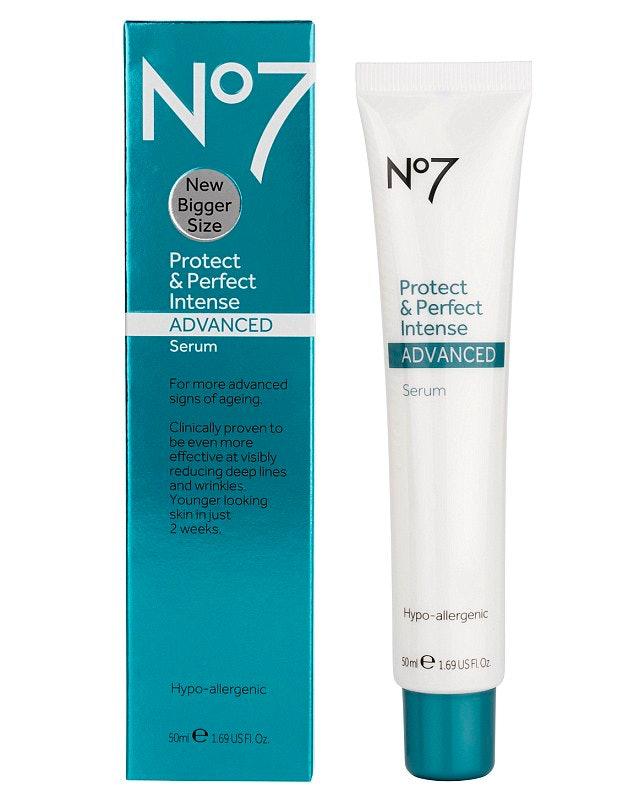 No 7 face serum reviews