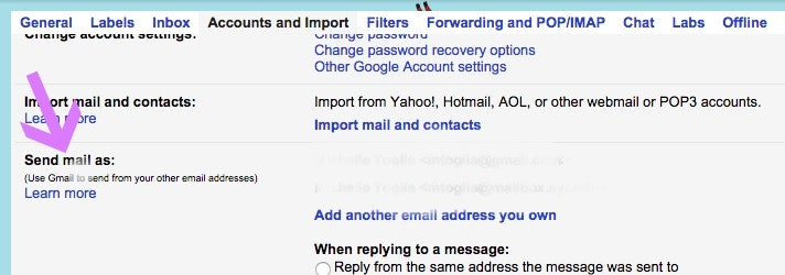 changing gmail address after marriage