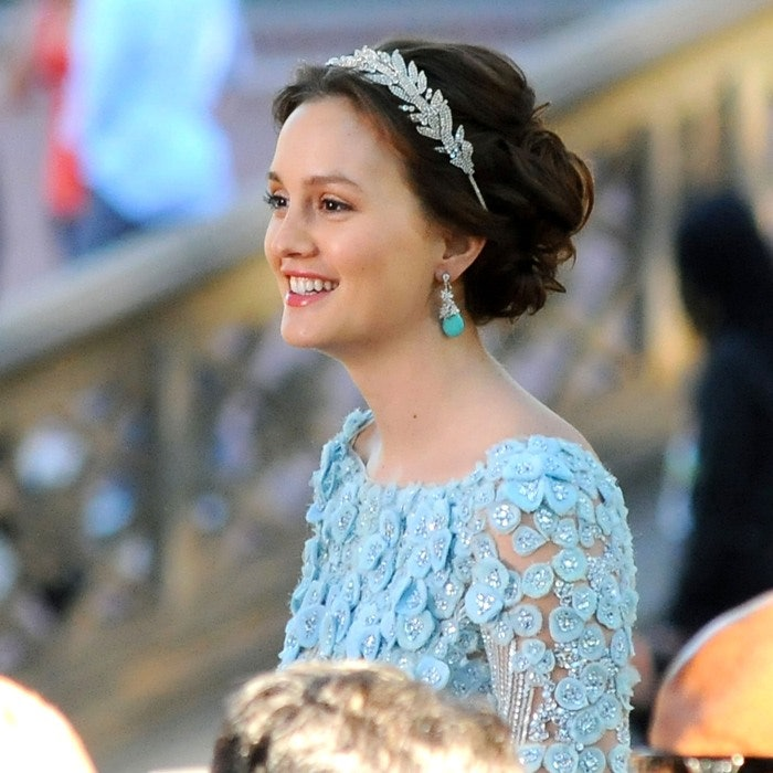 Blair Wedding Outfit
