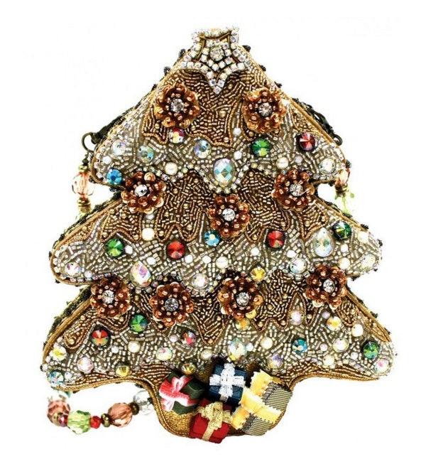 13 Holiday Themed Handbags To See You