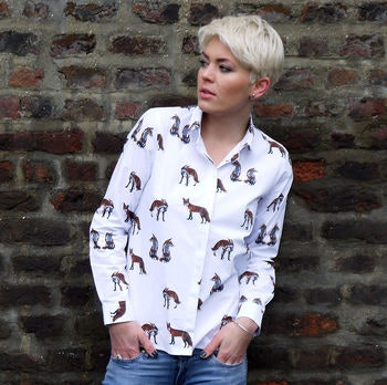 fcd2ec975b2 9 Fox Inspired Fashion Pieces That Are Fox Free In Support Of Keeping The  U.K. s Fox Hunting Ban