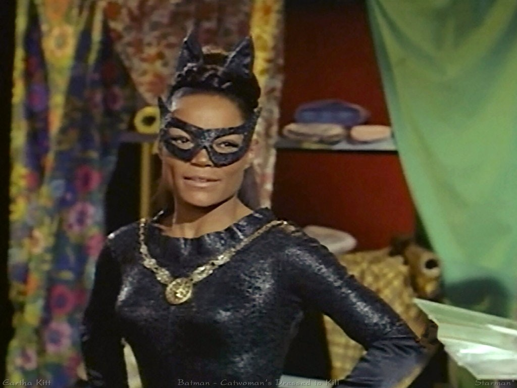 Catwoman S Style Evolution From The 1960s To 2015 And From