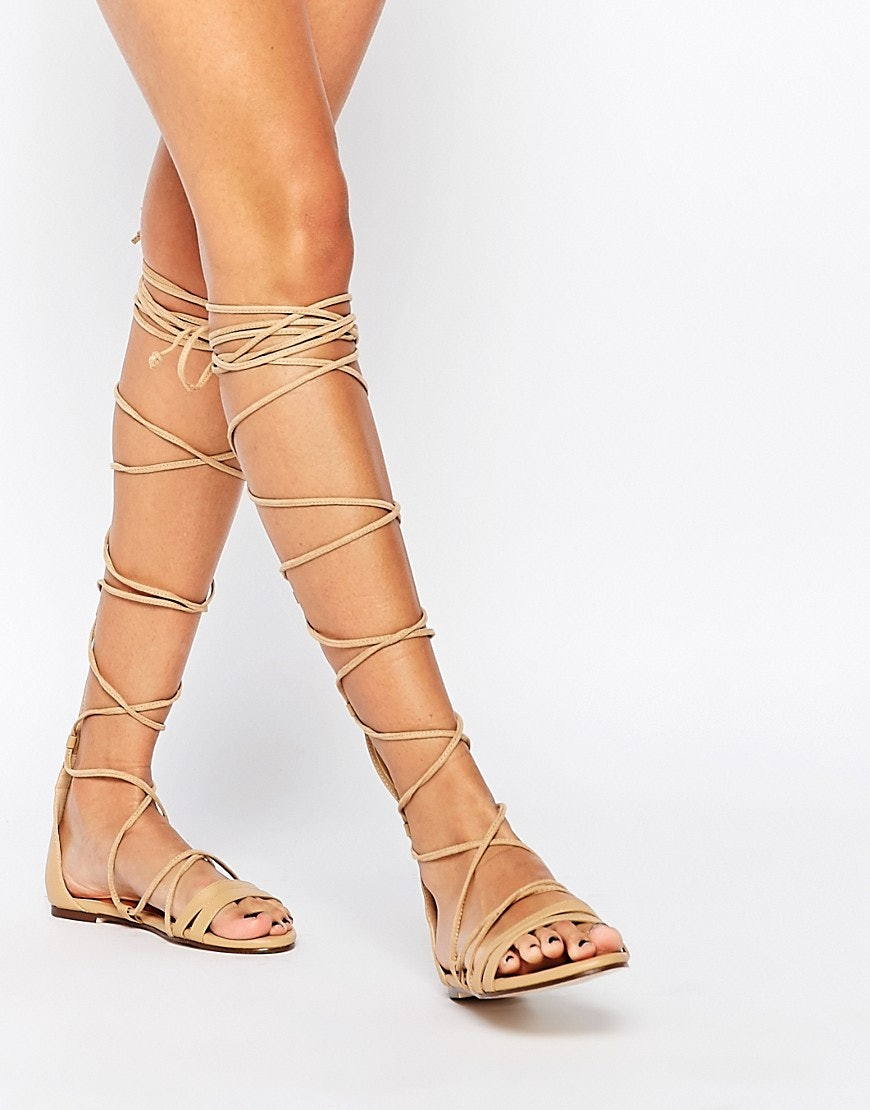 45f9227bfd6 11 Gladiator Sandals To Channel Kendall Jenner All Spring   Summer Long —  PHOTOS
