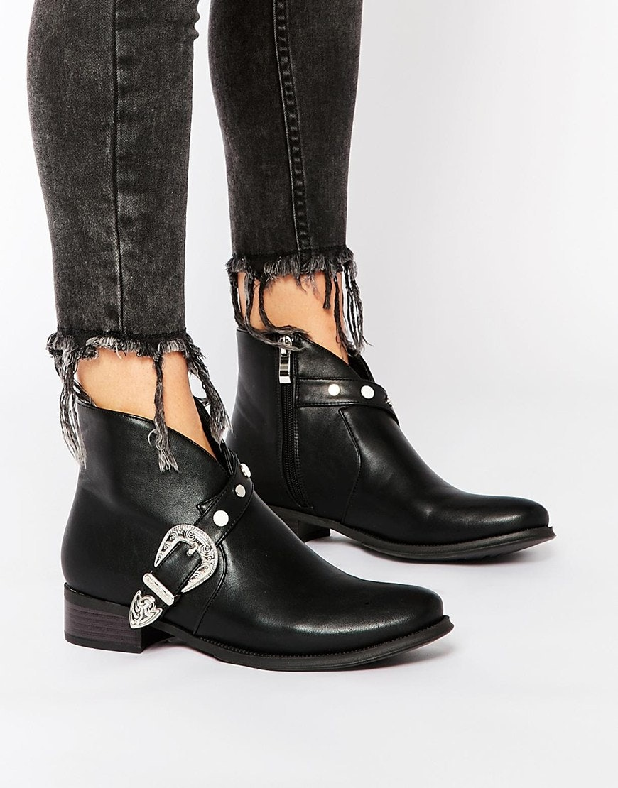 c74579ce8bc 9 Ankle Boots For Fall Because This Seasonal Staple Has Gotten Quite ...