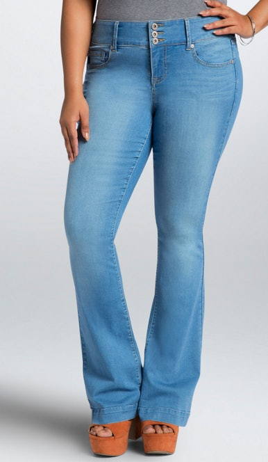 c576d0fe1be The 17 Best Plus Size Jeans For Spring