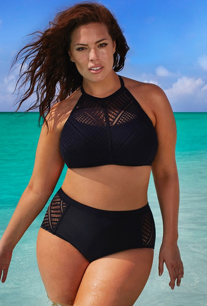 92daaf3b4be1f 25 Cute Plus Size Bikinis For Babes Who Are Ready To Hit The Beach