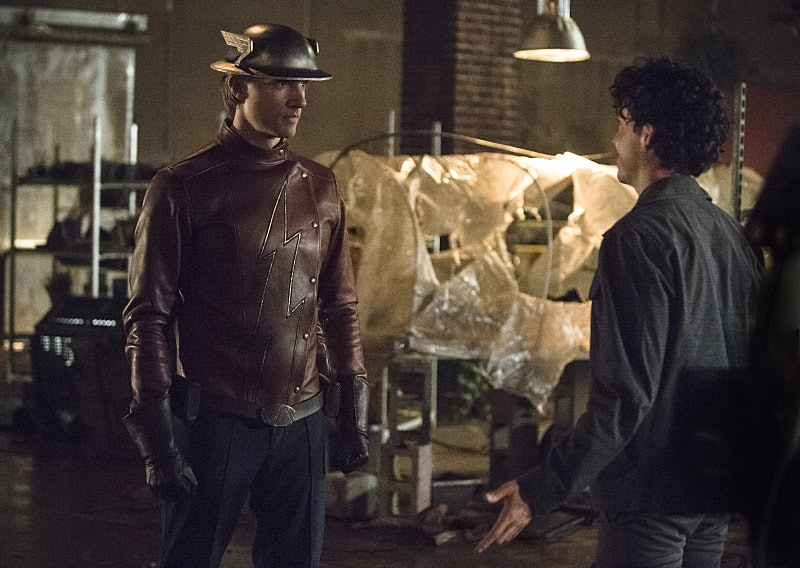 The Flash' Season 2 Villains Will Make You Worry About Barry