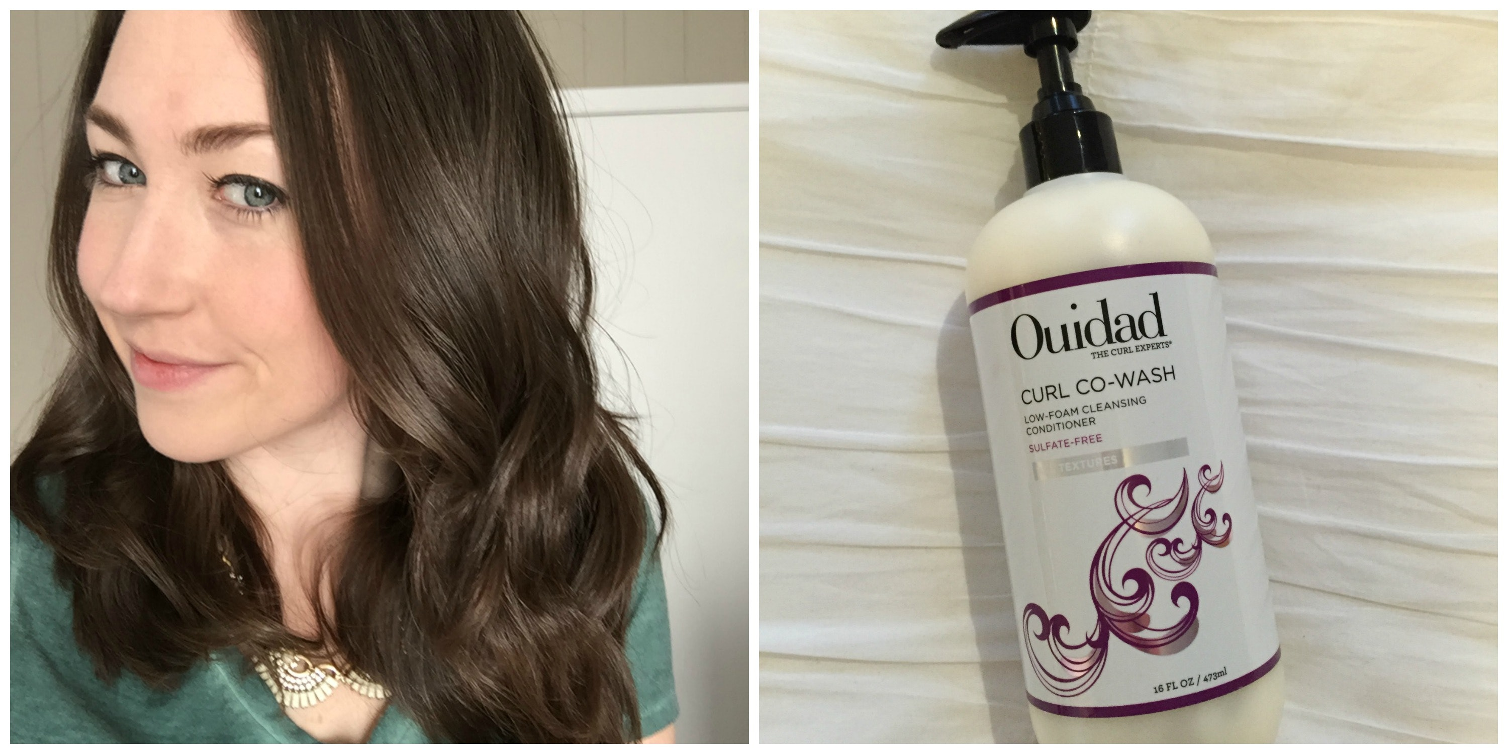I Used Cleansing Conditioners Instead Of Shampoo For Two Weeksthis