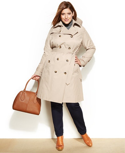 on feet shots of 100% authentic special discount 13 Plus Size Rain Coats For Every April Shower To Come Your ...