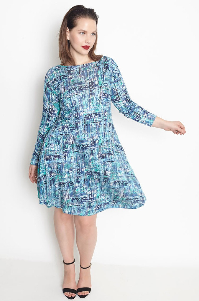 17 Plus Size Swing Dresses To Help You Twirl Into Summer Photos