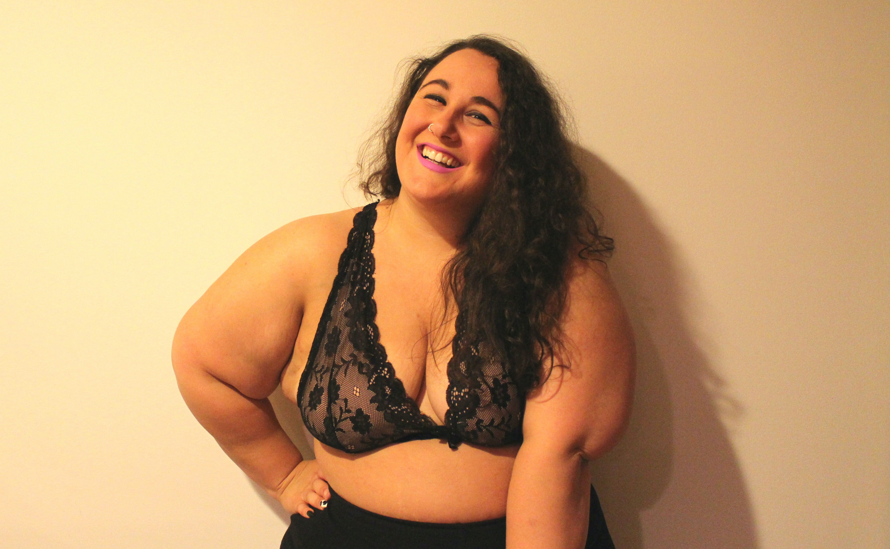7f0e8a91ac7703 I Tested 7 Plus Size Bralettes   This Is What Happened — PHOTOS