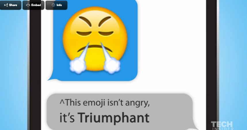 These Emoji Don't Mean What You Think They Mean — VIDEO