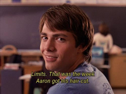 Happy Birthday Jonathan Bennett 33 Reasons We Still Love Aaron Samuels