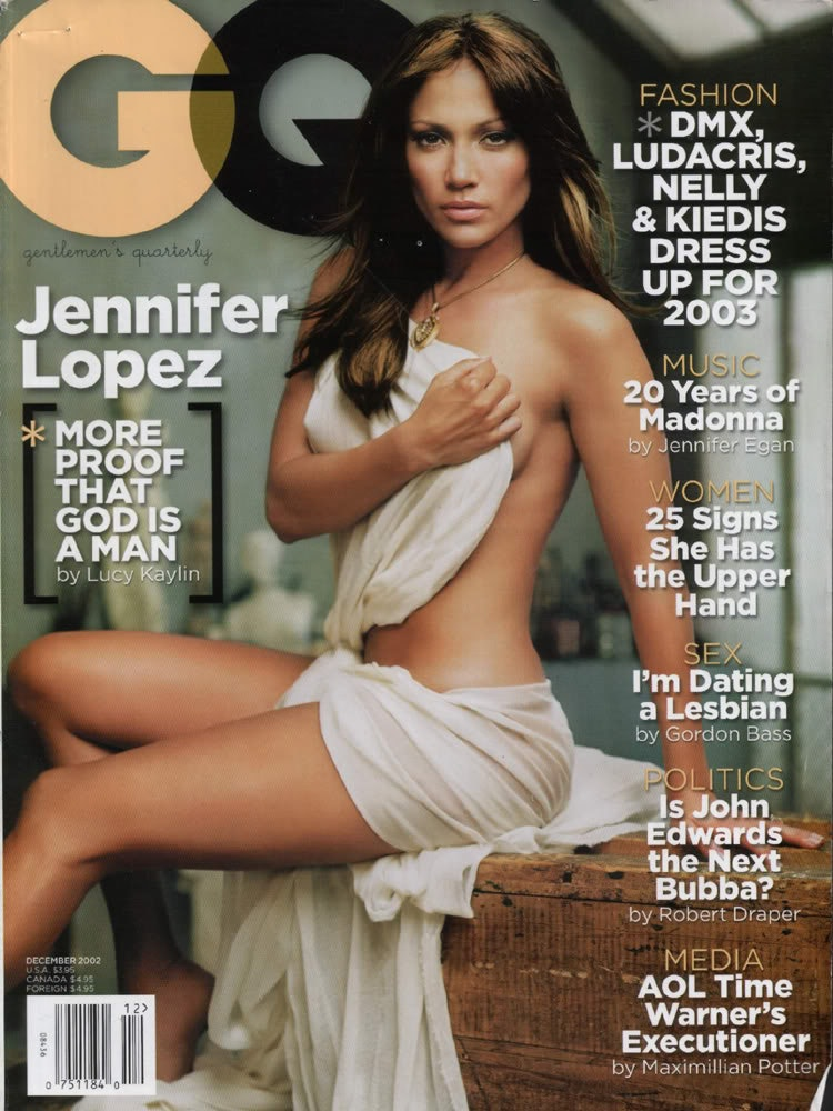 088814e83c Jennifer Lopez Magazine Covers That Will Make You Question If She s  Actually Ageless