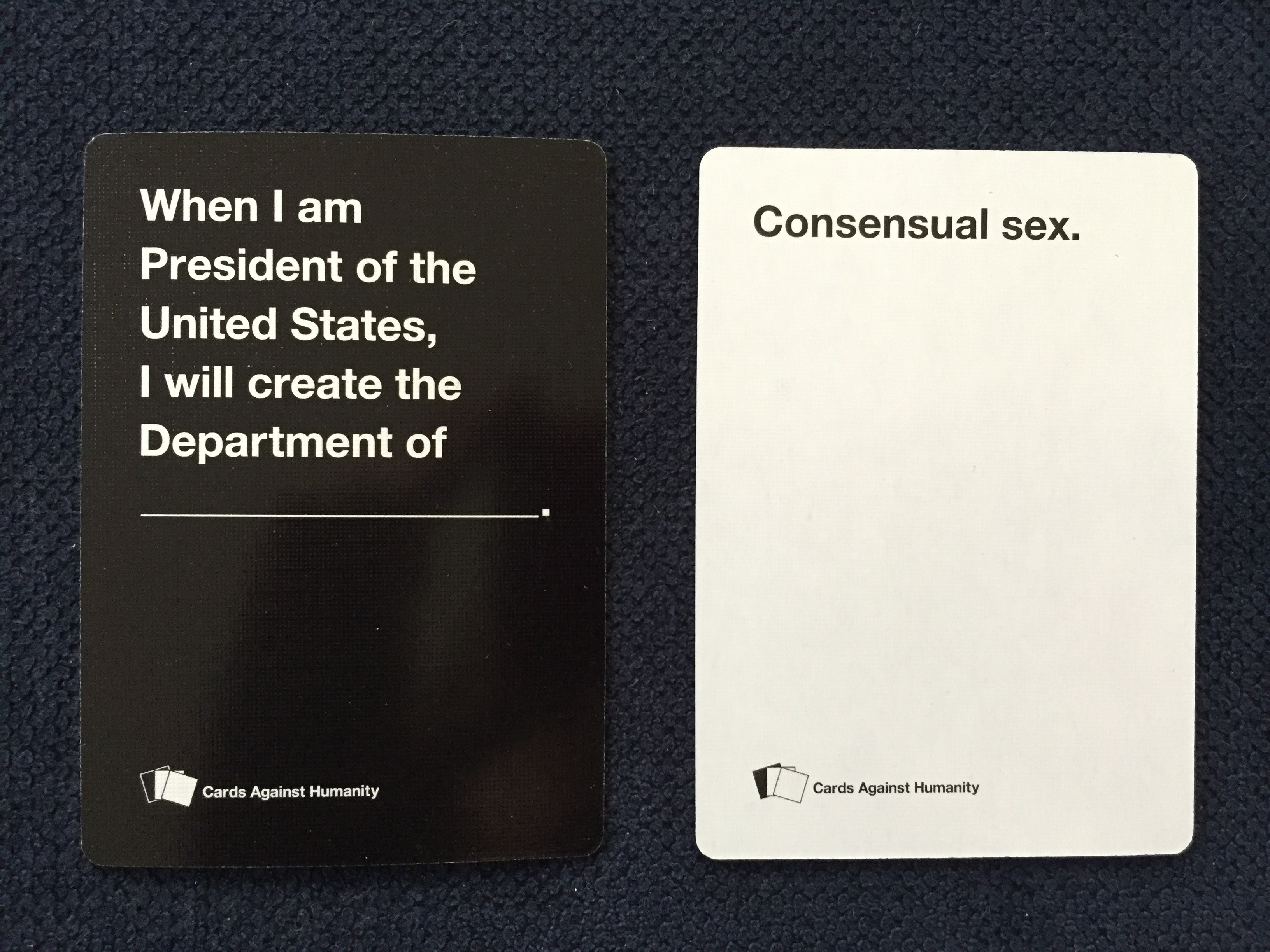 Sexually transmitted diseases cards against humanity