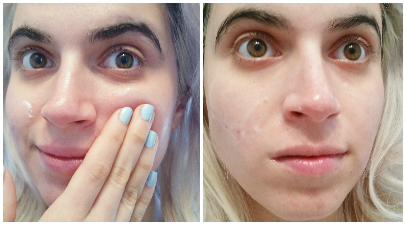 I Used Probiotics On My Skin For 4 Weeks Straight & Here's What