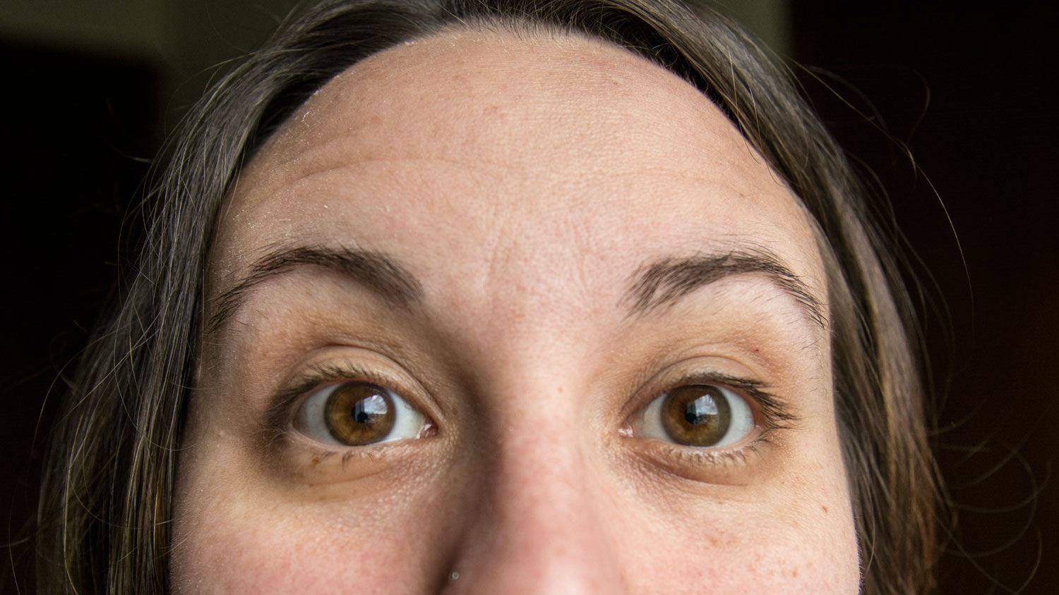 The 9 Emotional Stages Of Getting Your Eyebrows Threaded For The