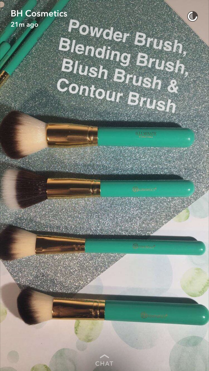 67ad5f51de1b What Brushes Are In The Illuminate By Ashley Tisdale Collection  Get A Look  At All 8 Tools