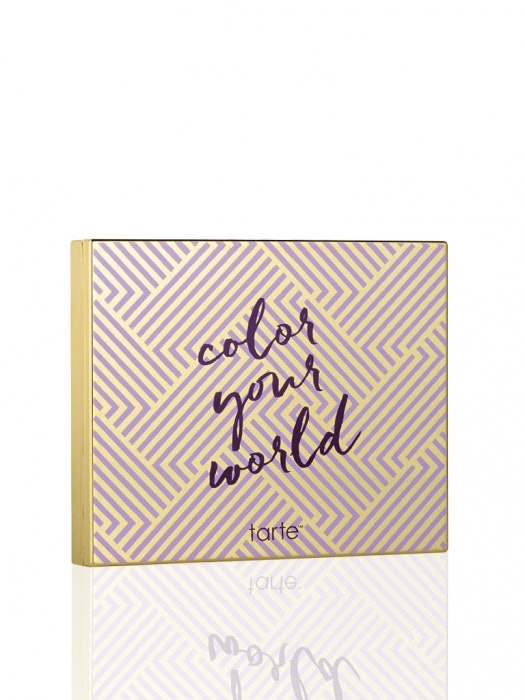Tarte Color Wheel 10pc Ian Clay Blush Palette Limited Holiday Edition 2016