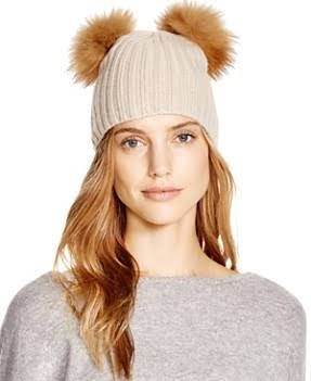 Where To Buy Kendall   Kylie Jenner s Pom Pom Hat While It s Still Cold Out  There — PHOTOS edb58ced009