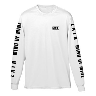 3db34cac Where To Buy Zayn Malik 'Mind Of Mine' Merchandise To Show Your Love For  The Singer