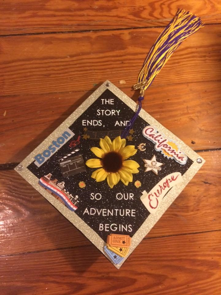 2016 Graduation Cap Decoration Ideas That Are Super Creative